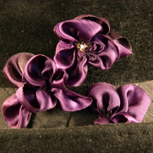 Bowlette Violets